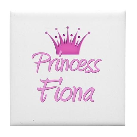 Princess Fiona Tile Coaster