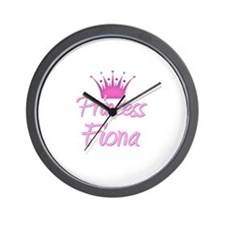 Princess Fiona Wall Clock