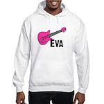 Guitar - Eva Hooded Sweatshirt