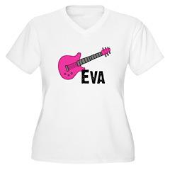 Guitar - Eva T-Shirt