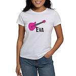 Guitar - Eva Women's T-Shirt