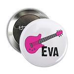 """Guitar - Eva 2.25"""" Button"""