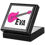 Guitar - Eva Keepsake Box