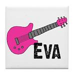 Guitar - Eva Tile Coaster