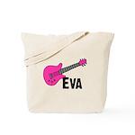 Guitar - Eva Tote Bag