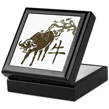 Ox Keepsake Box