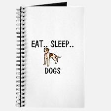 Eat ... Sleep ... DOGS Journal