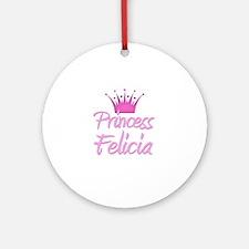 Princess Felicia Ornament (Round)
