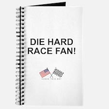Die Hard Race Fan Journal