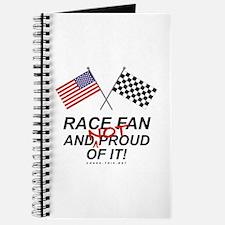 NOT Proud Race Fan Journal