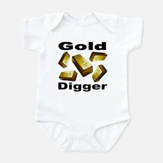 Gold Digger Infant Bodysuit