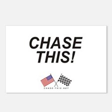 Chase This! Postcards (Package of 8)