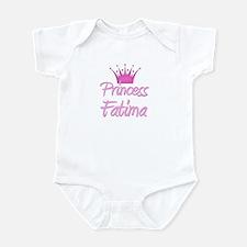 Princess Fatima Infant Bodysuit