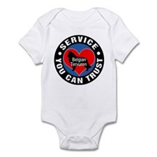 Belgian Tervuren Infant Bodysuit