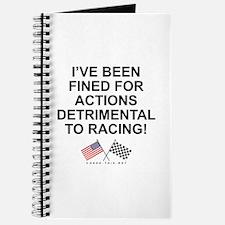 Detrimental Actions Journal