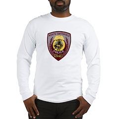 N Smithfield PD K9 Long Sleeve T-Shirt