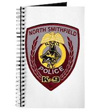N Smithfield PD K9 Journal