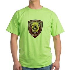 N Smithfield PD K9 T-Shirt