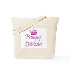 Princess Fabiola Tote Bag