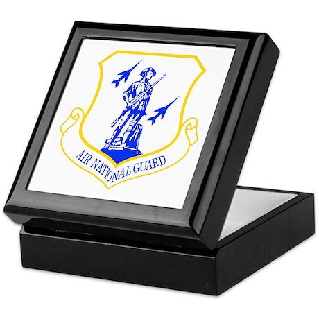 Air National Guard Keepsake Box