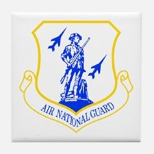 Air National Guard Tile Coaster