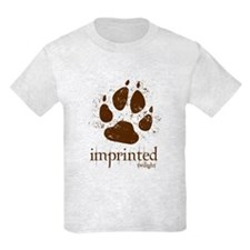 Werewolf Imprinted Twilight T-Shirt