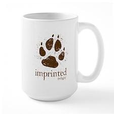 Werewolf Imprinted Twilight Mug