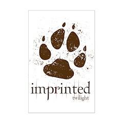 Werewolf Imprinted Twilight Posters