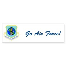 Air National Guard Bumper Bumper Sticker