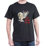 Valentine's Cupid Dark T-Shirt