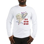 Valentine's Cupid Long Sleeve T-Shirt