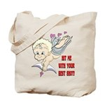 Valentine's Cupid Tote Bag