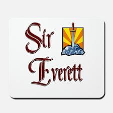 Sir Everett Mousepad