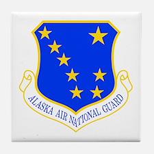 Alaska ANG Tile Coaster