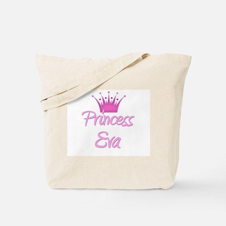 Princess Eva Tote Bag