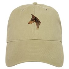 Doberman Pinscher, Dobie dog Baseball Cap