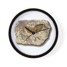 Chinese Horse-stone Wall Clock