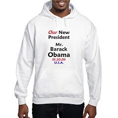 Mr. President Barack Obama Hoodie