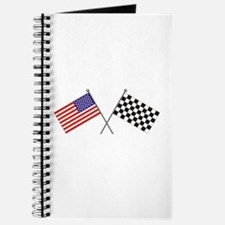 American-Checker Flag Journal