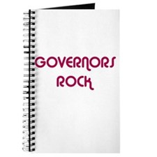 GOVERNORS ROCK Journal