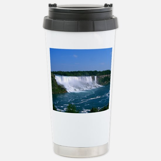 American Niagara Falls Stainless Steel Travel Mug