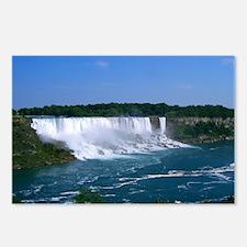 American Niagara Falls Postcards (Package of 8)