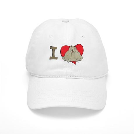 I heart toads Cap