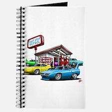 Superbird Gas station scene Journal