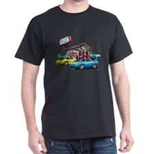 Superbird Gas station scene T-Shirt