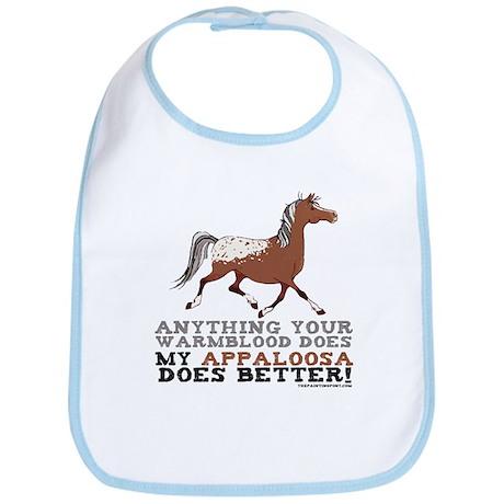 Appaloosa Horse Bib