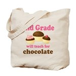 Funny 2nd Grade Tote Bag