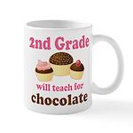 Funny 2nd Grade Mug