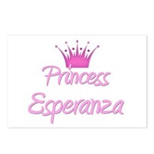 Princess Esperanza Postcards (Package of 8)