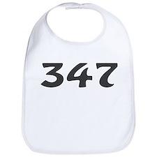 347 Area Code Bib